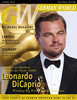 Academy Award Winner Leonardo DiCaprio