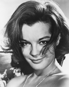 Actress Romy Schneider. Photo: Getty Images