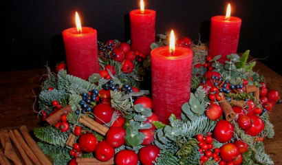 Reflections on the First Advent